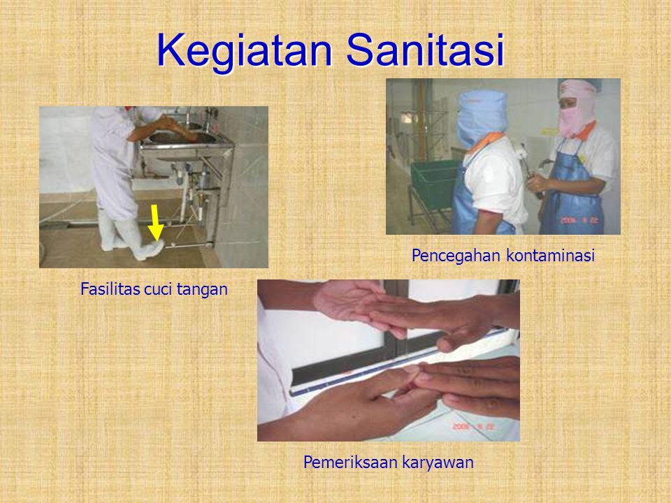 Pencegahan kontaminasi