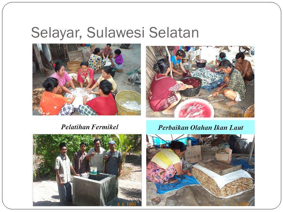 Selayar, Sulawesi Selatan