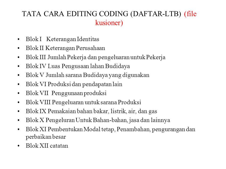 TATA CARA EDITING CODING (DAFTAR-LTB) (file kusioner)