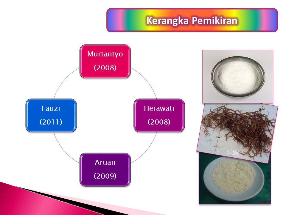Kerangka Pemikiran (2008) Murtantyo Herawati (2009) Aruan (2011) Fauzi