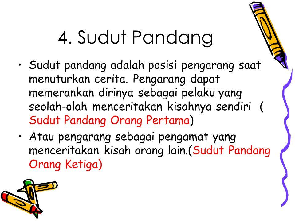 4. Sudut Pandang