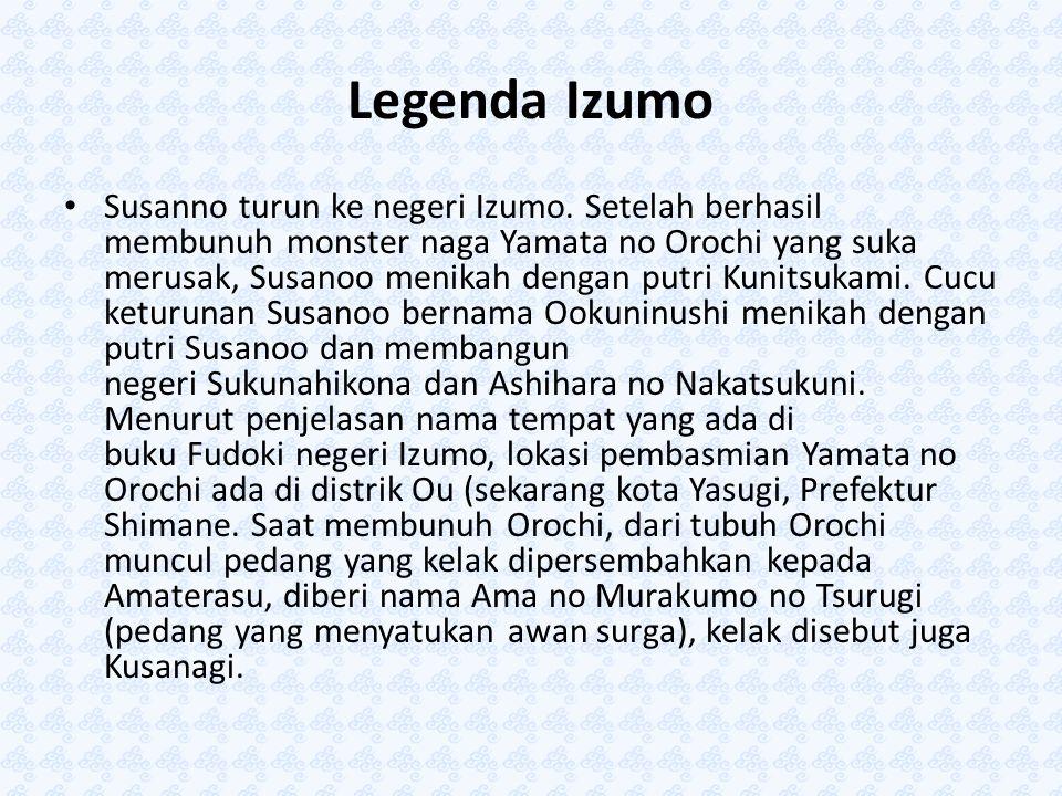 Legenda Izumo