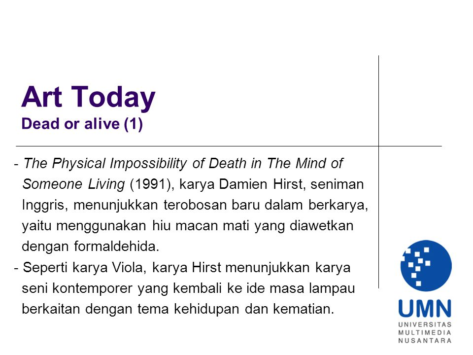 Art Today Dead or alive (1)