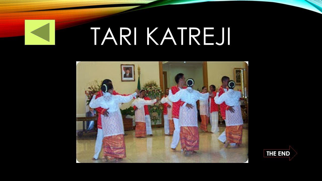 TARI KATREJI THE END