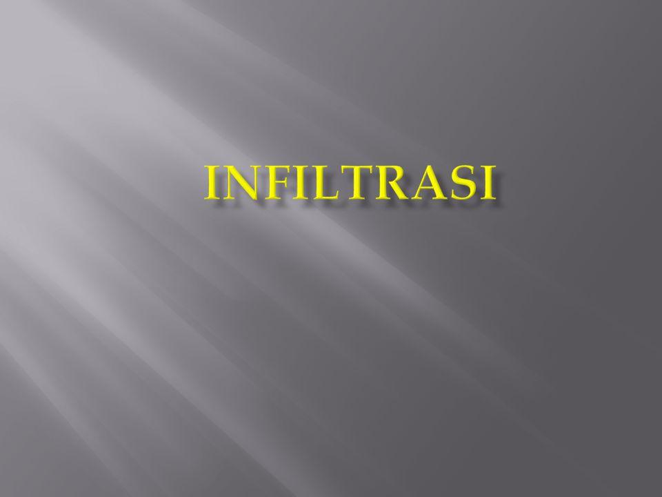 INFILTRASI