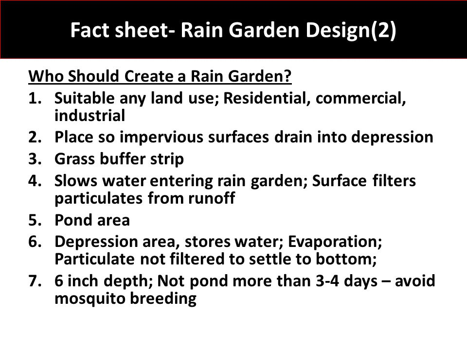 Fact sheet- Rain Garden Design(2)