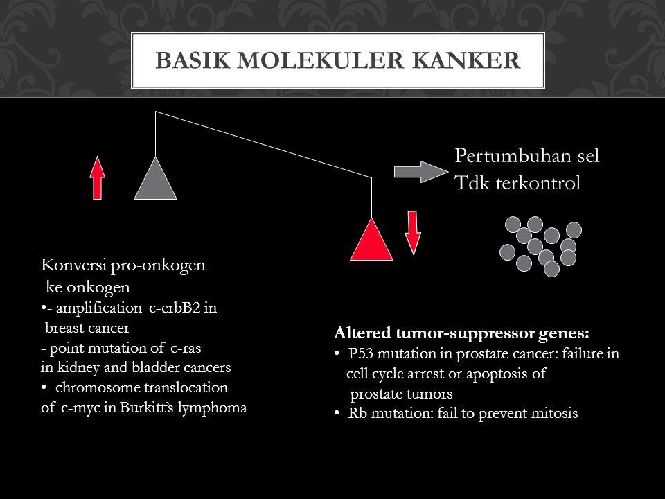 Basik molekuler kanker