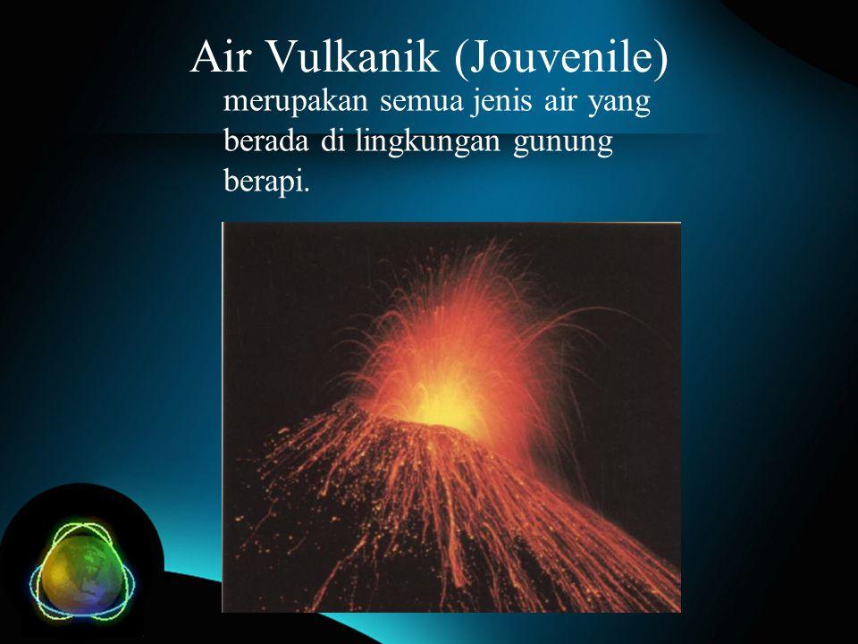 Air Vulkanik (Jouvenile)