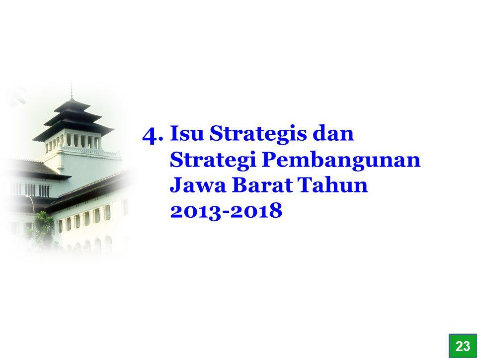 4. Isu Strategis dan Strategi Pembangunan