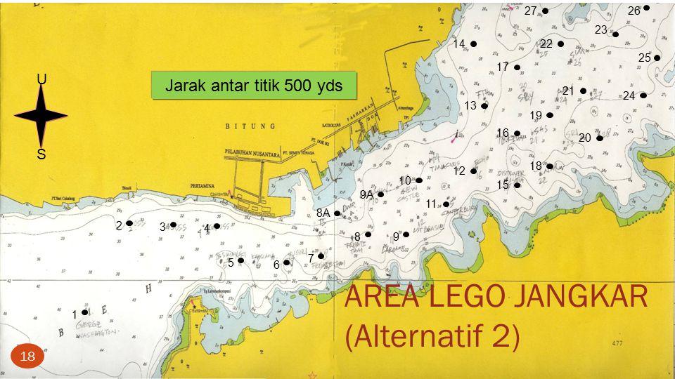 AREA LEGO JANGKAR (Alternatif 2)