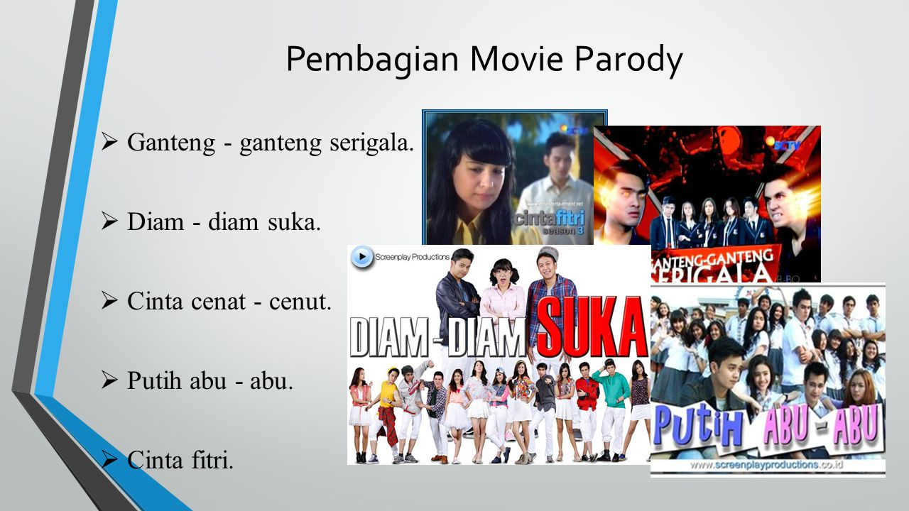 Pembagian Movie Parody