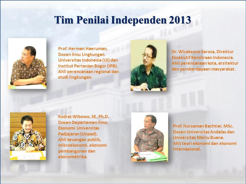Tim Penilai Independen 2013