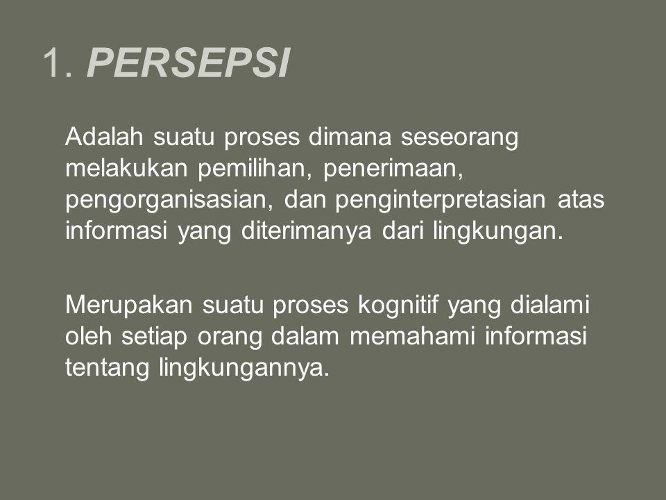 1. PERSEPSI