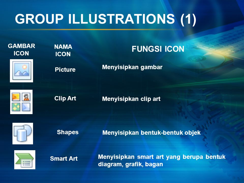 GROUP ILLUSTRATIONS (1)