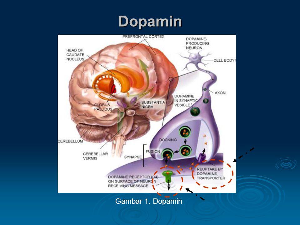Dopamin Gambar 1. Dopamin