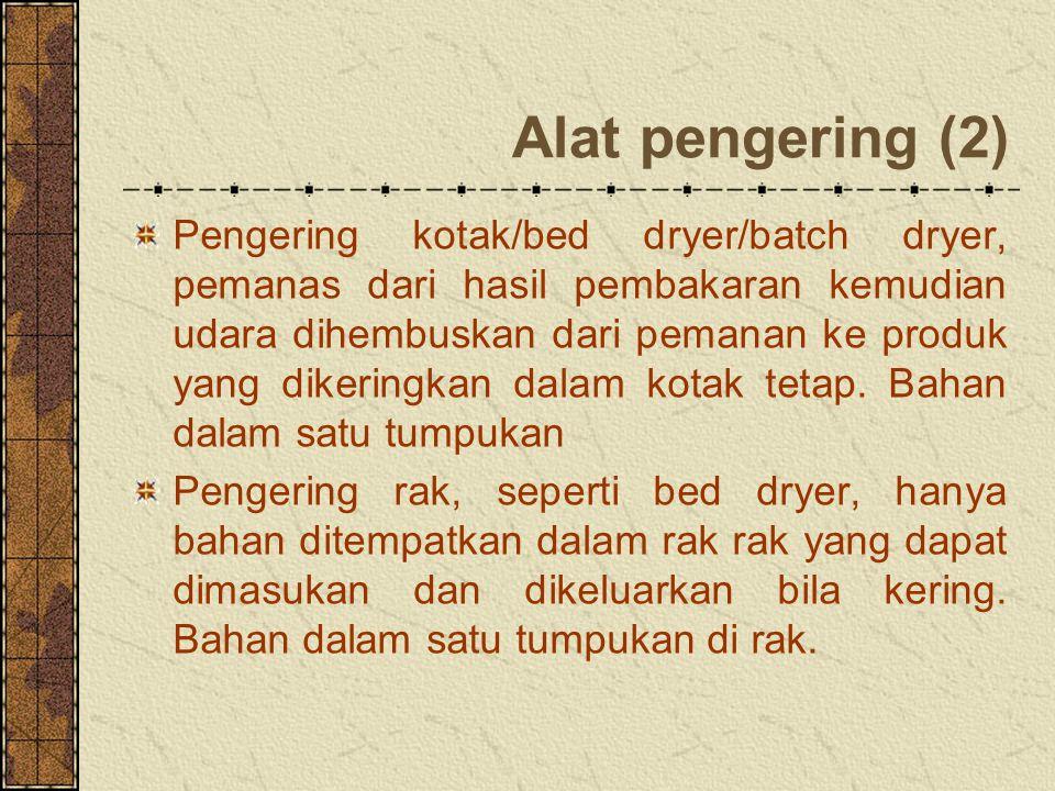 Alat pengering (2)