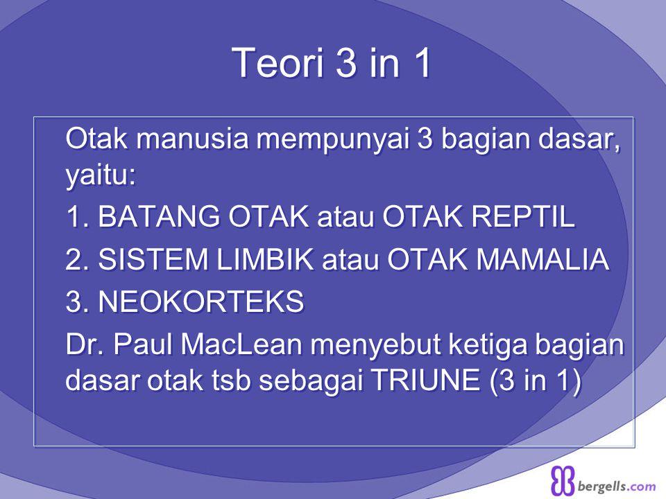 Teori 3 in 1