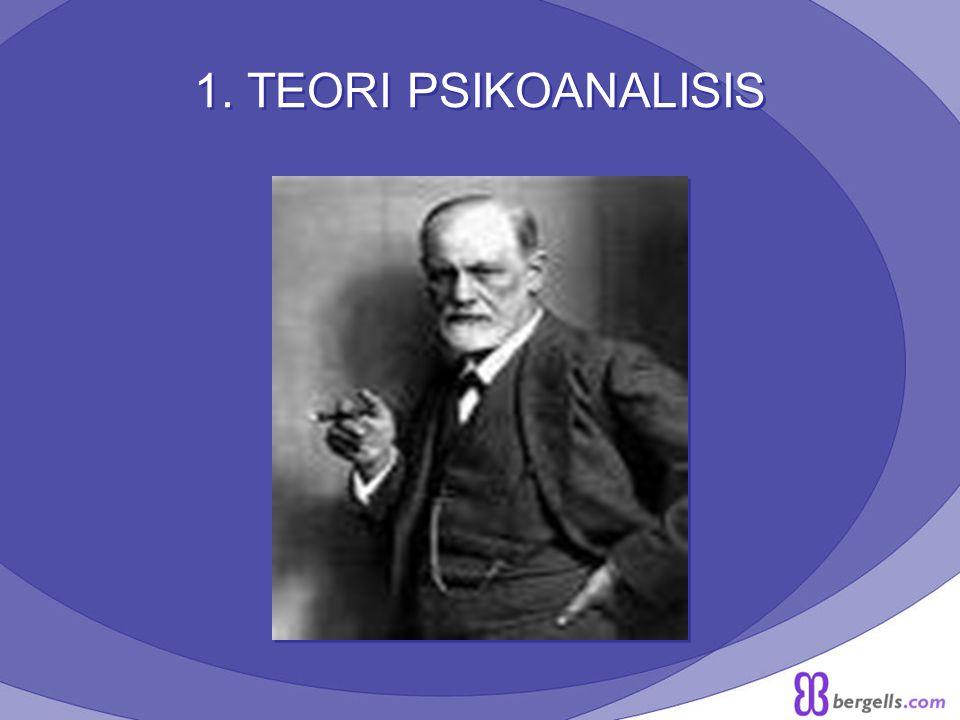 1. TEORI PSIKOANALISIS