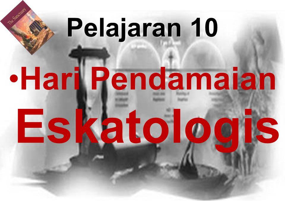 Hari Pendamaian Eskatologis