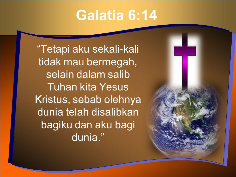 Galatia 6:14