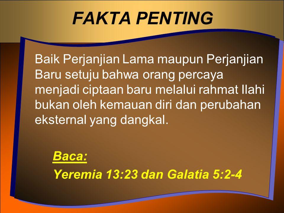 FAKTA PENTING