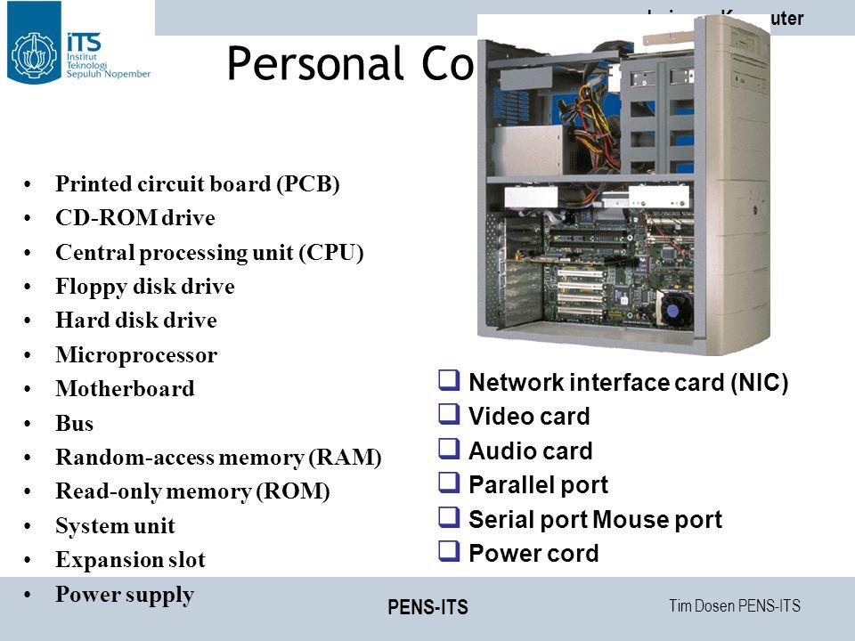 Personal Computer Printed circuit board (PCB) CD-ROM drive