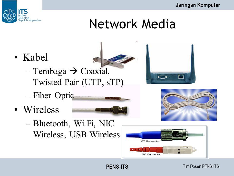 Network Media Kabel Wireless