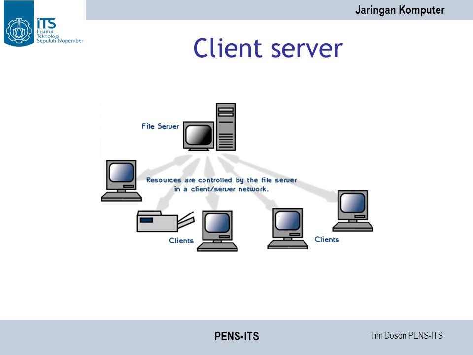 Client server PENS-ITS