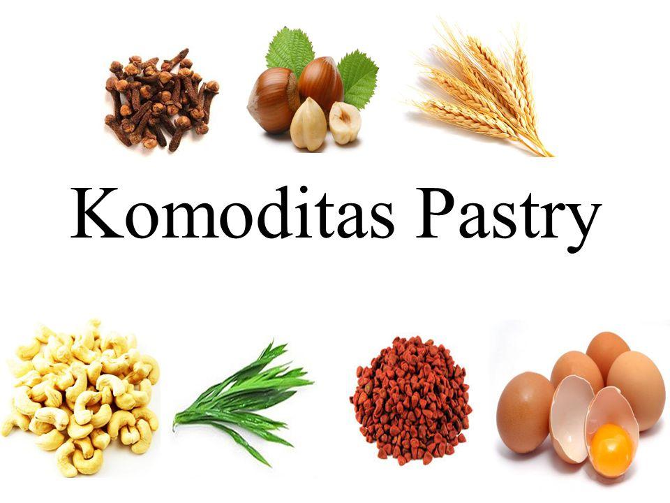 Komoditas Pastry