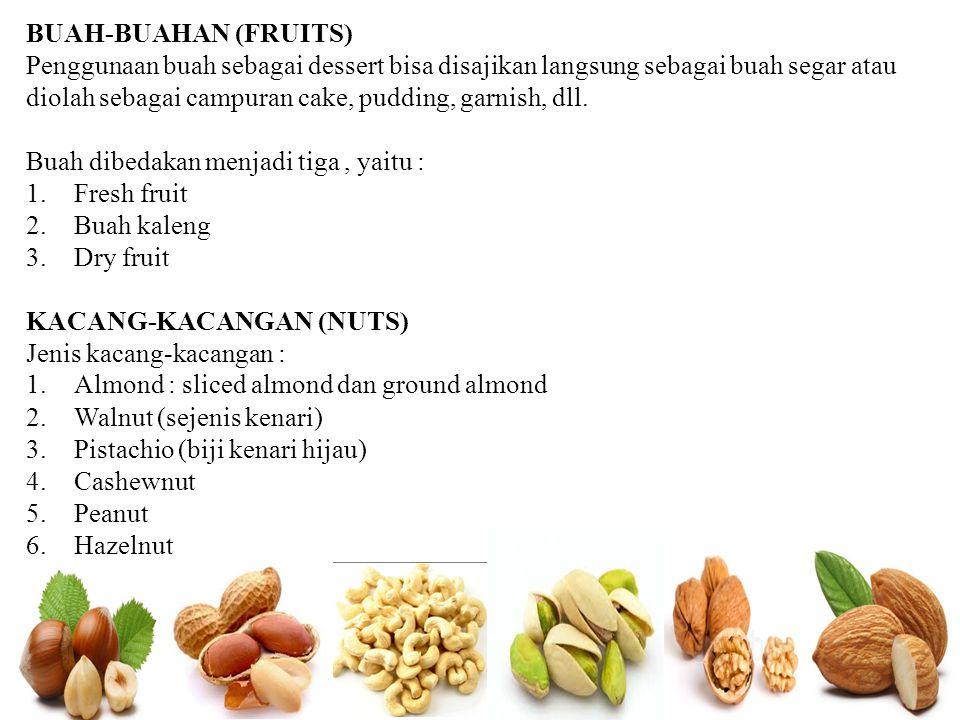 BUAH-BUAHAN (FRUITS)