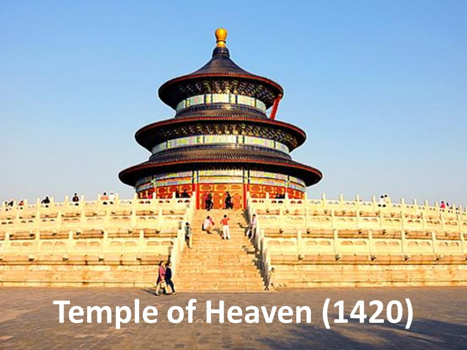 Temple of Heaven (1420)