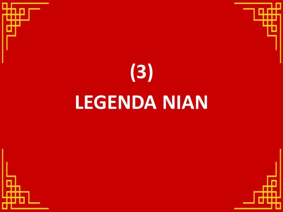 (3) LEGENDA NIAN
