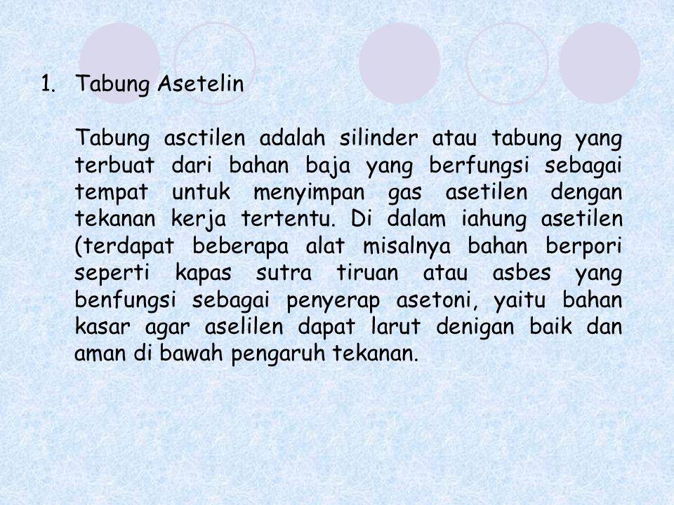 Tabung Asetelin