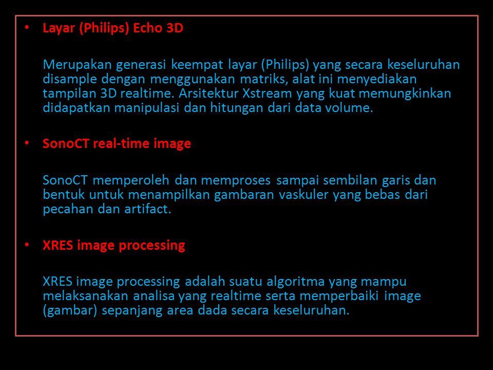 Layar (Philips) Echo 3D
