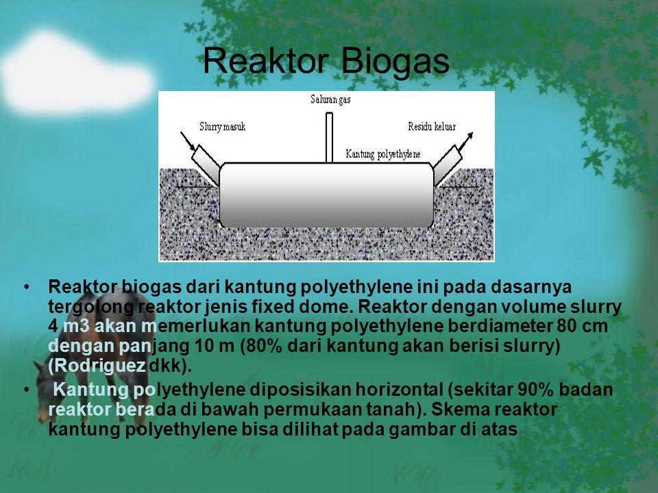 Reaktor Biogas