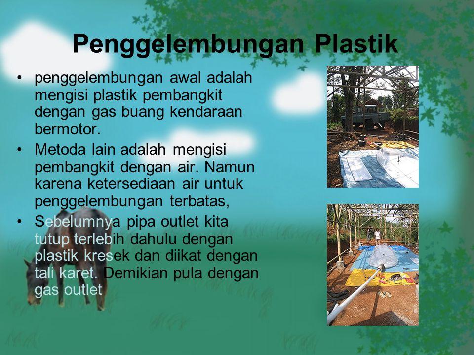 Penggelembungan Plastik