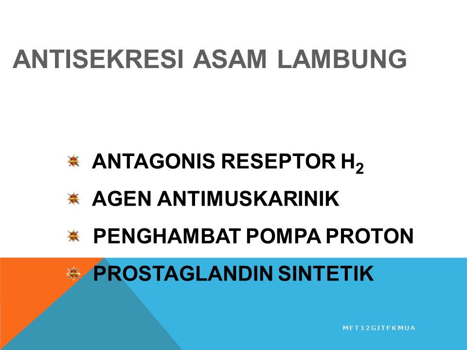ANTISEKRESI ASAM LAMBUNG