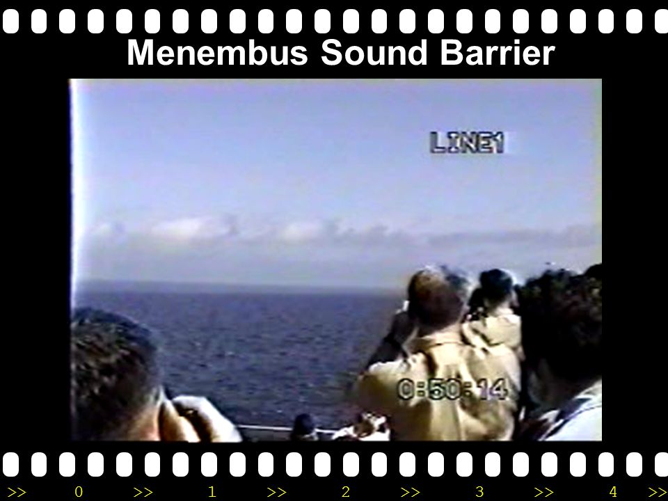 Menembus Sound Barrier