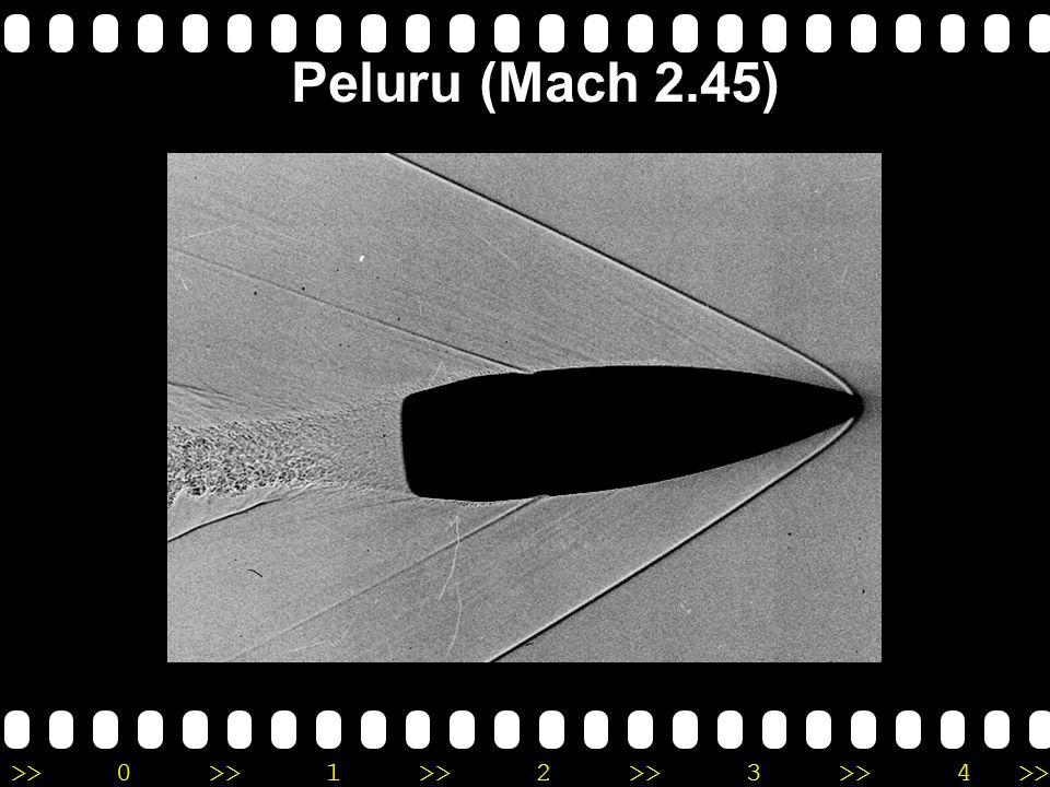 Peluru (Mach 2.45)