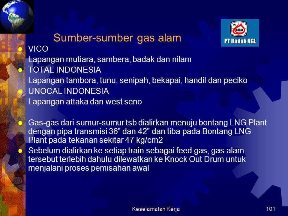 Sumber-sumber gas alam