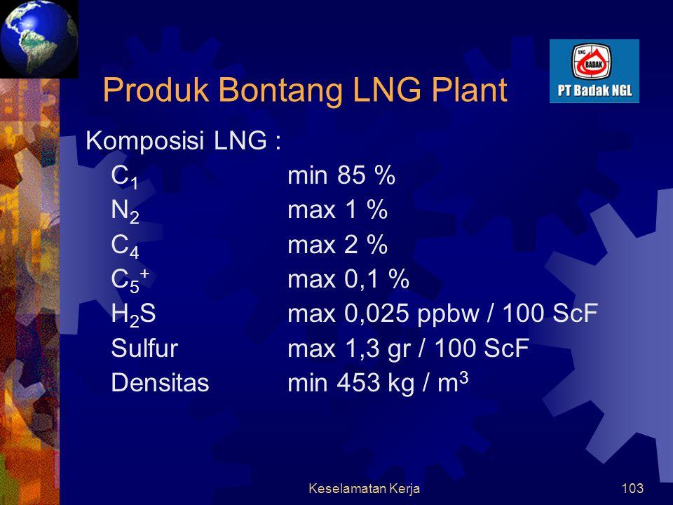 Produk Bontang LNG Plant