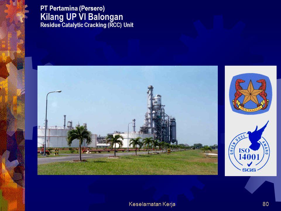 Kilang UP VI Balongan PT Pertamina (Persero)