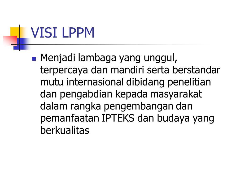 VISI LPPM