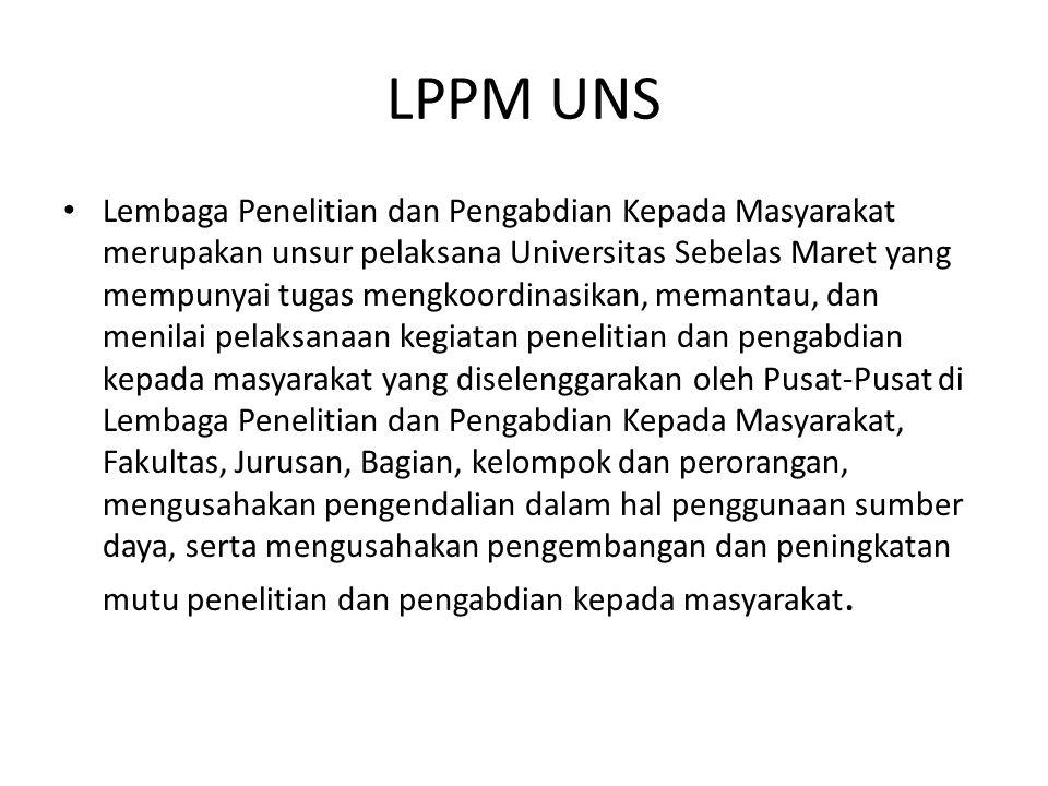 LPPM UNS
