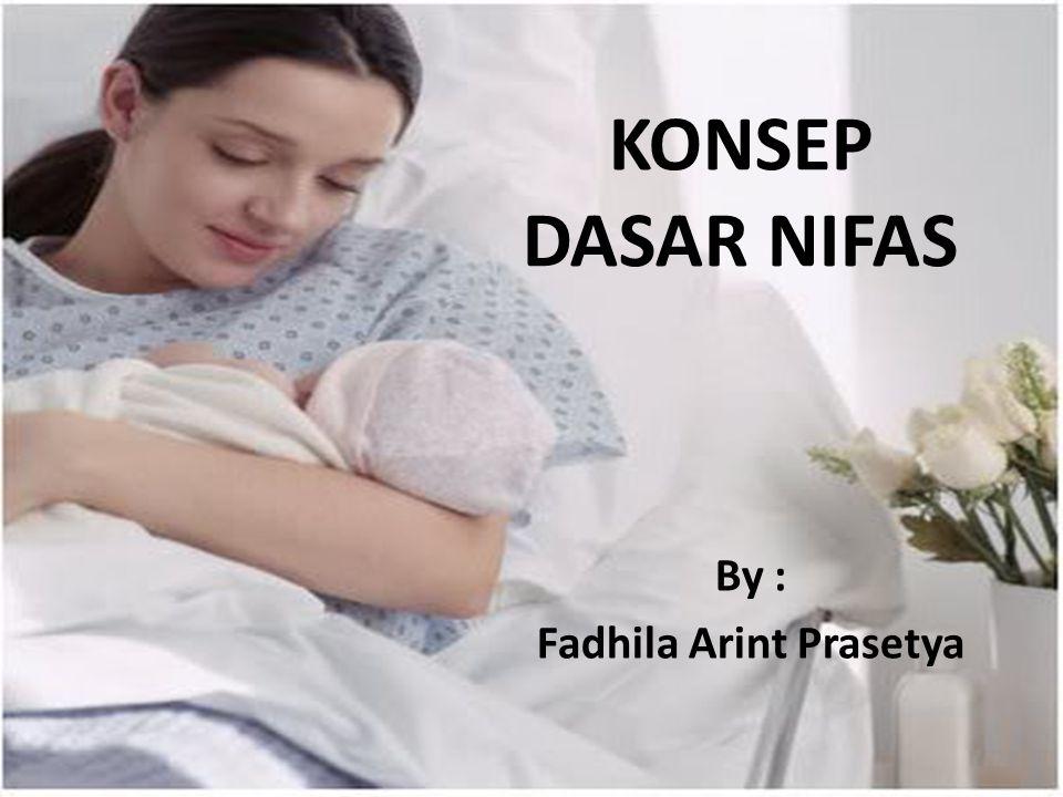 By : Fadhila Arint Prasetya