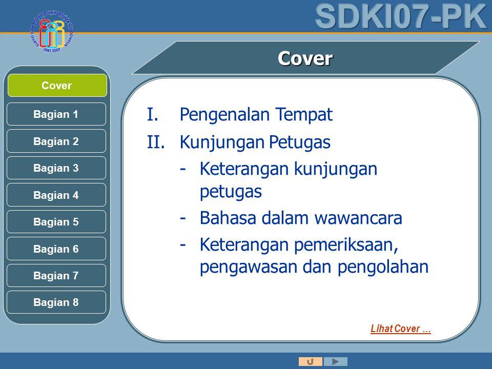 Cover I. Pengenalan Tempat Kunjungan Petugas