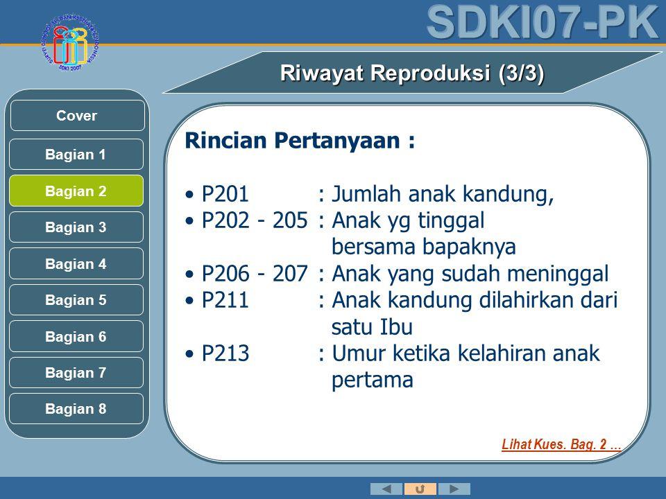 Riwayat Reproduksi (3/3)