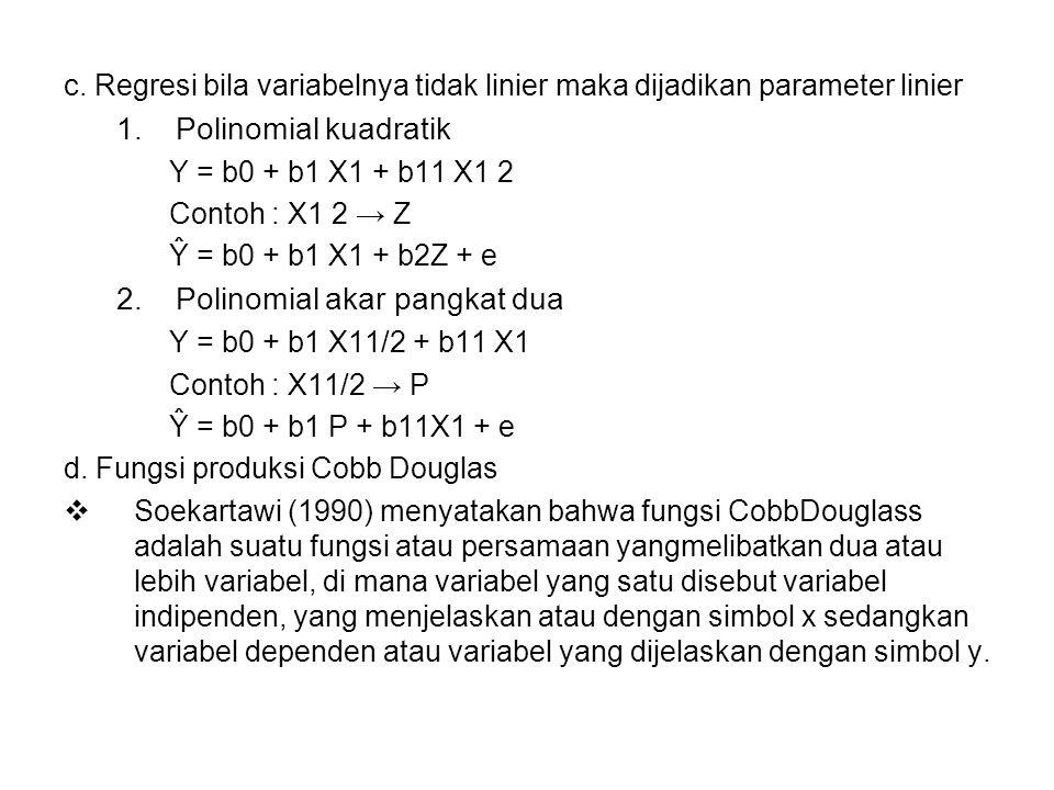 Polinomial akar pangkat dua