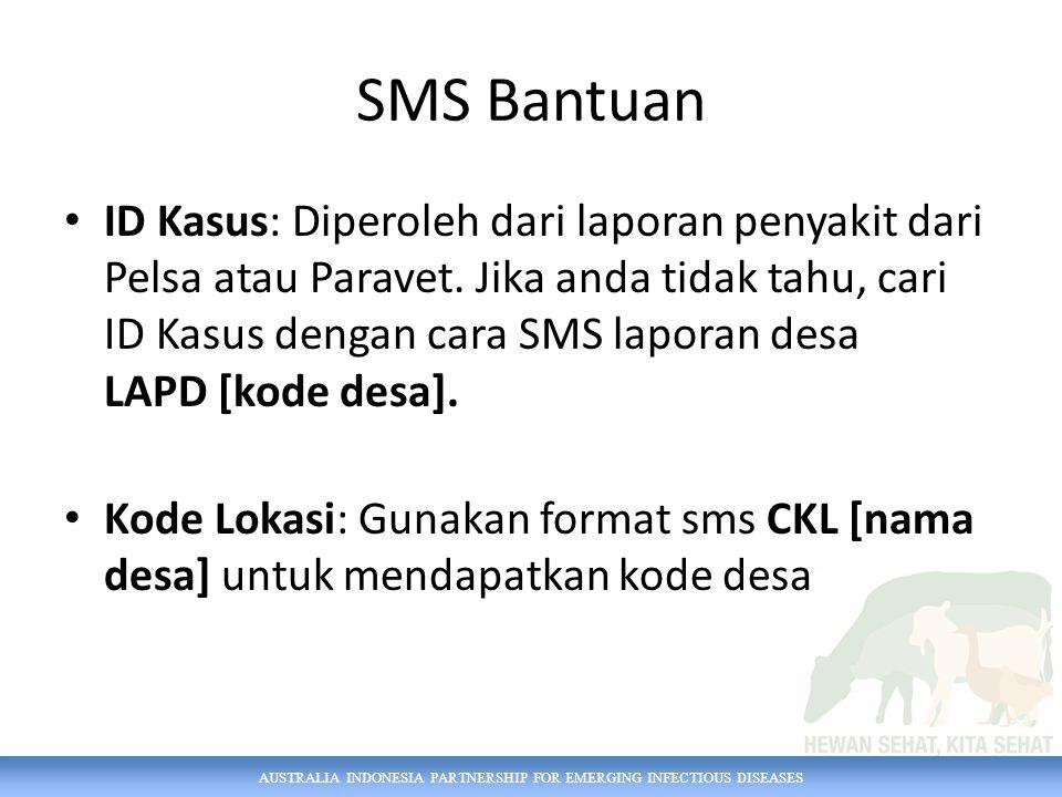 SMS Bantuan