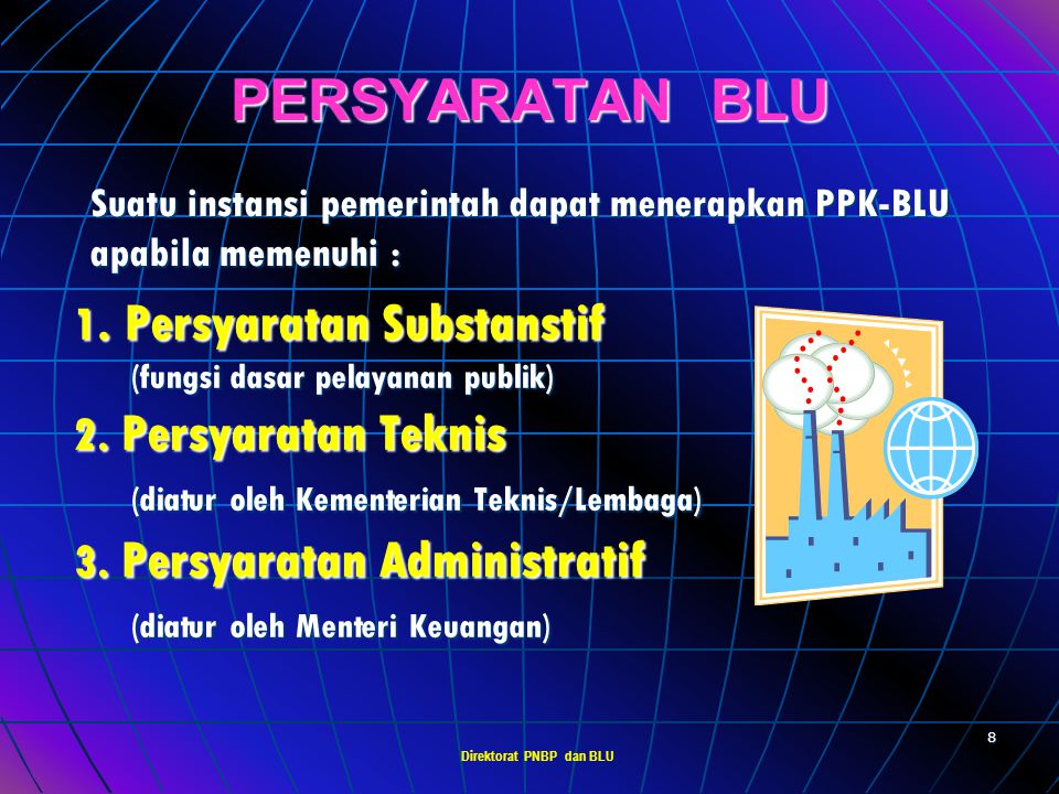 Direktorat PNBP dan BLU